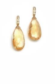Citrine earrings – click to view details